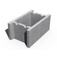 Zsalukő, betonfalazóelemek
