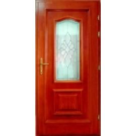 P-9 ólómüveges bejárati ajtó