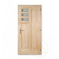 Fenyő bejárati ajtók