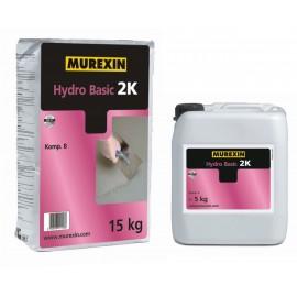Murexin Hydro BAsic 2K kenhető vízszigetelés 20 kg
